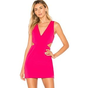 Revolve NBD x Naven Twins Sweet Lust Bodycon